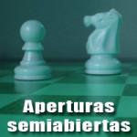 Semiabiertas :: Aperturas Semiabiertas de Ajedrez