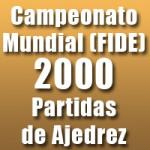 Partidas del Campeonato Mundial de Ajedrez 2000 de la FIDE