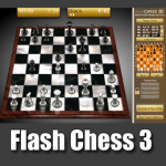 Flash Chess 3 – Juego de Ajedrez con el ordenador