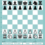 Juego de Ajedrez – Chess Game