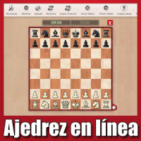 Jugar al ajedrez en línea