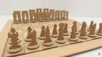 Tutorial para construir un juego de ajedrez con material reciclado