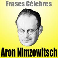 Aron Nimzowitsch – Frases Célebres