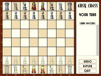 Easy Chess Juego de Ajedrez Flash