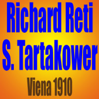 Richard Reti vs Savielly Tartakower – Viena 1910