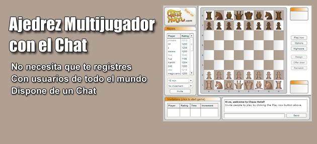 Multijugador :: Ajedrez Multijugador con el Chat