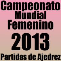 Campeonato Mundial de Ajedrez Femenino 2013