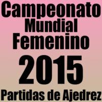 Campeonato Mundial de Ajedrez Femenino 2015
