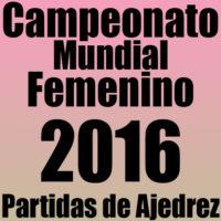 Campeonato Mundial de Ajedrez Femenino 2016