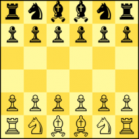 Ajedrez 6×6 sin Rey ni Reina