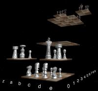 Juego de Ajedrez 3D de Star Trek