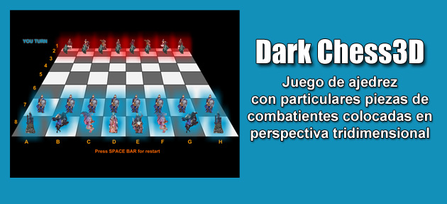 Dark Chess3D