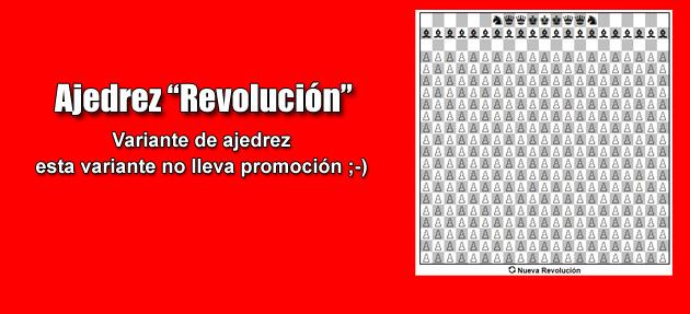 Ajedrez Revolución