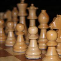 Juego de ajedrez nivel intermedio