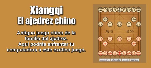 Xiangqi :: Ajedrez Chino :: Juego del Elefante