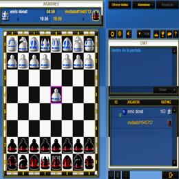 Ajedrez Multiplayer Online