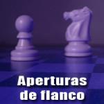 De flanco :: Aperturas de flanco de Ajedrez