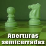 Aperturas Semicerradas de Ajedrez