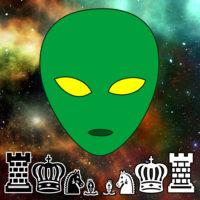 Juego de Ajedrez Extraterrestre