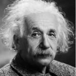 Partida de Ajedrez de Albert Einstein