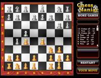 ChessManiac – Juego de Ajedrez con el Ordenador