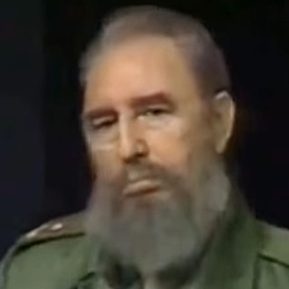 Fidel Castro • Partida de ajedrez