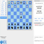 Juega Ajedrez en linea gratis en el Chess Club
