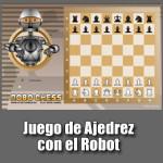 Juego de Ajedrez con el Robot