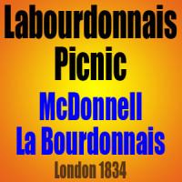 La Bourdonnais Picnic – McDonnell vs La Bourdonnais – Londres 1834