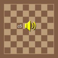 Sistema para aprender los nombres de las casillas de ajedrez