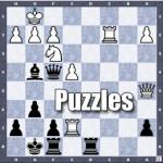 Puzzles de ajedrez de 5 niveles