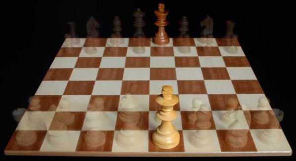 Posición del Rey :: :: Pieza del Ajedrez :: Aprender a jugar ajedrez