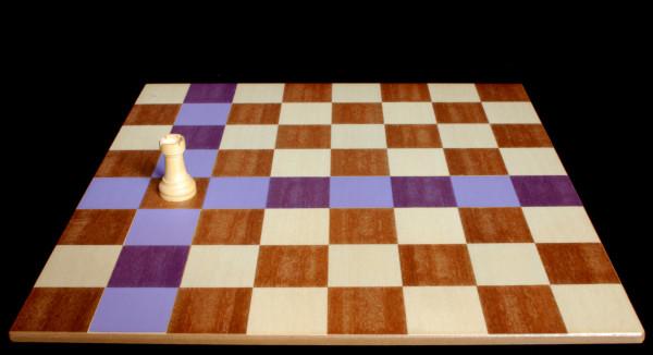Como y donde se mueve la Torre :: Pieza del Ajedrez :: Aprender a jugar ajedrez