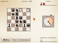 Ajedrez Buscaminas :: Chess Minefields