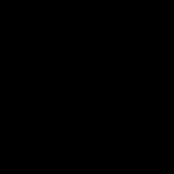 Caballo negro :: Font de Ajedrez Chess Motif :: Fuente