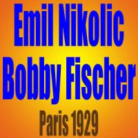Emil Nikolic vs Bobby Fischer – Vinkovci 1968