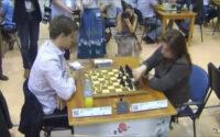 Magnus Carlsen vs Judit Polgár – Dubai 2014