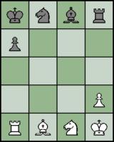 4×5 con un único peón