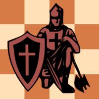Juego de Ajedrez Cruzada