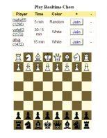 Juega ajedrez en tiempo real registrandote gratis