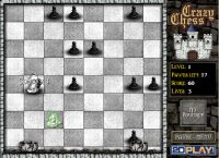 Jaque al castillo – Crazy Chess