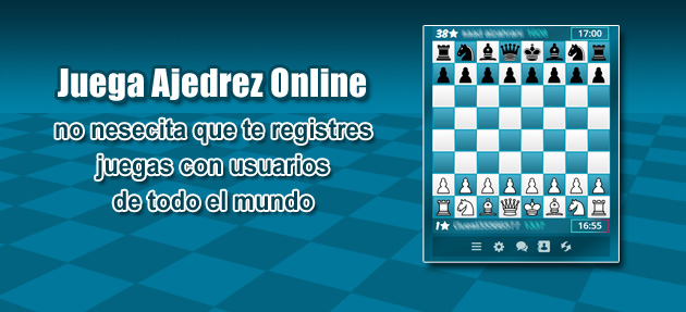 Juega Ajedrez Online