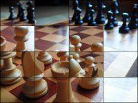 Rompecabezas deslizante: Tablero de ajedrez
