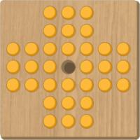 Senku, juego de tablero solitario