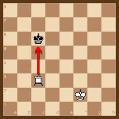 El Jaque es cuando un Rey está siendo amenazado de ser capturado por una pieza del oponente y que pueda escapar de esta situación. El Rey tendrá que salir de tal situación con la siguiente movida.