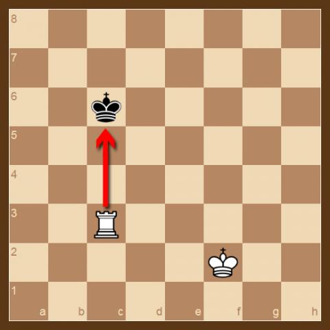 El Jaque es cuando un Rey está siendo amenazado de ser capturado por una pieza del oponente y que pueda escapar de esta situación inmediatamente.