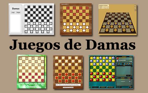 Juegos de Damas
