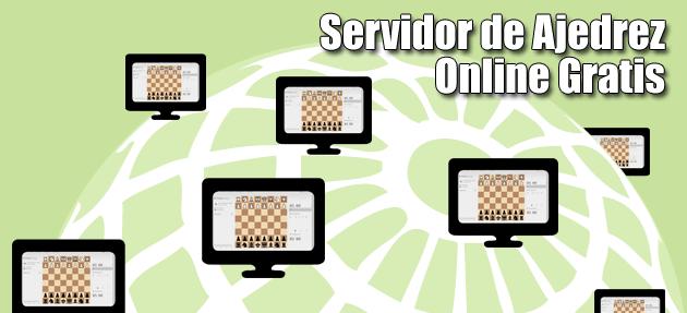 Servidor de Ajedrez Online Gratis