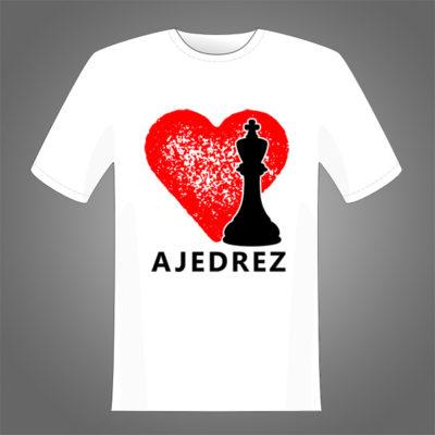 Diseño de corazón y Rey para estampar camisetas