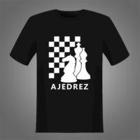 Diseño de piezas y tablero para estampar sobre camisetas - versión blanca